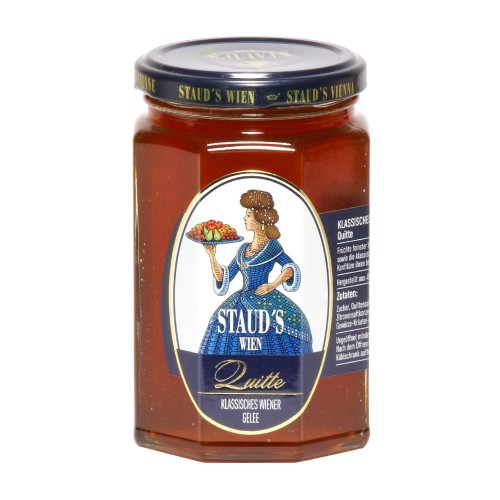 """Staud's Preserve - Classical Jelly """"Quince"""" 330g"""