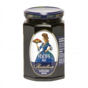 "Staud's Classical Preserve ""Blueberry"" 330g"