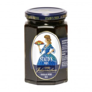 "Staud's Preserve - Classical Jelly ""Black Currant"" 330g"