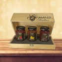 Staud's Preserve - Fruit and Chocolate Gift Set 3 x 130g