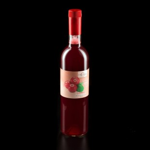 "Terra Mater Cranberry Premium Juice ""Mountain Rubies"" 750ml"
