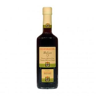 "Gegenbauer Vinegar -  Balsamic  ""Traminer"" 250ml"