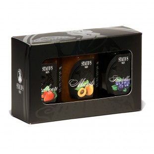 Staud's Preserve - Giftset 3 x 130g  in a decorative gift box