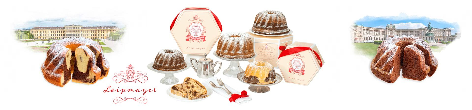 """""""Loipmayer Original"""" stands for high-quality, handcrafted bakery art from Austria."""